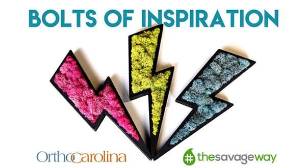 Bolts of Inspiration